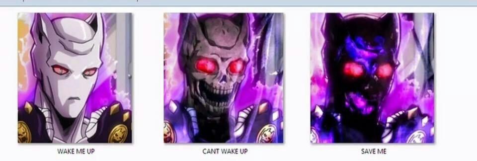 I CAN'T WAKE UP - meme