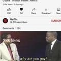 Netflix on crack rn