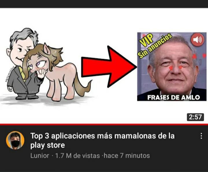 Aplicaciones mas mamalonas XD - meme