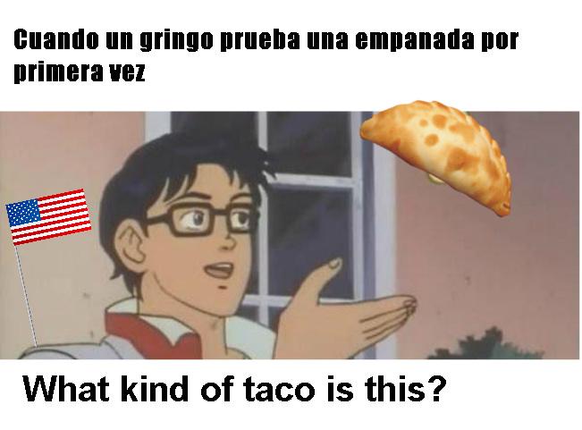 Inglish plis - meme