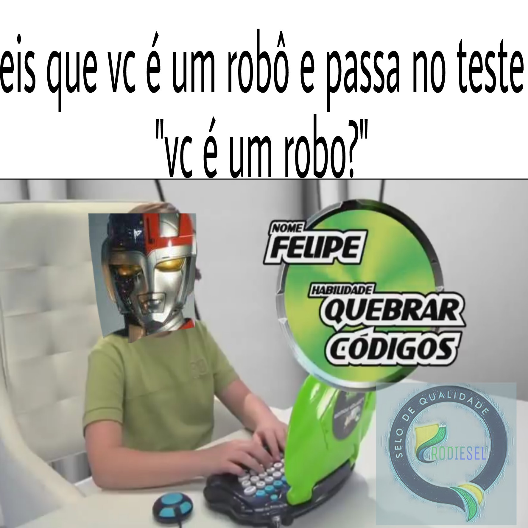 Recaptcha - meme