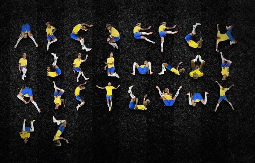 Apprenez l'alphabet avec tonton Neymar :D - meme
