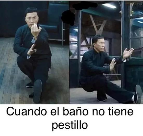 Pestillo - meme