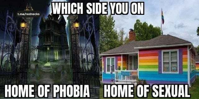 You can only pick one... - meme