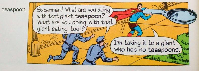 My favorite Superman story - meme