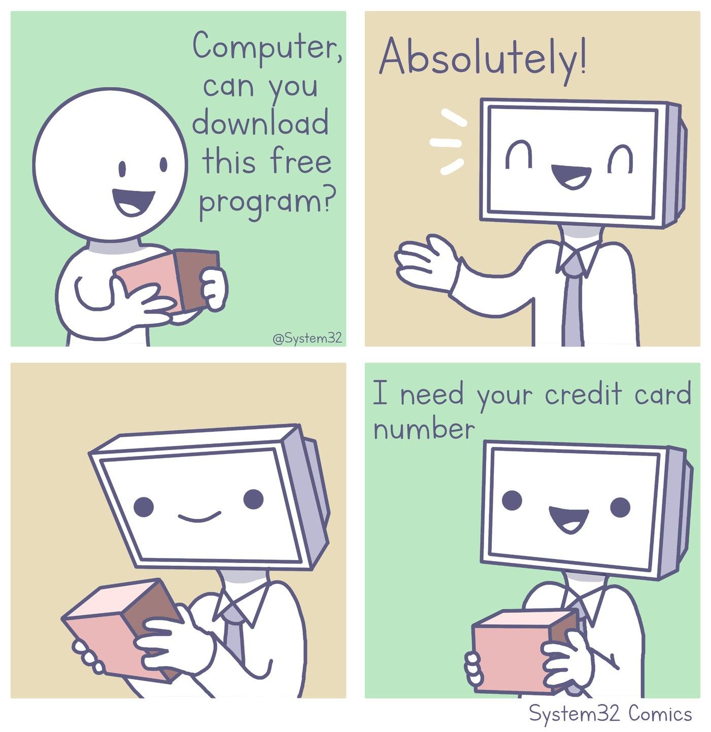 My Very First Comic - meme