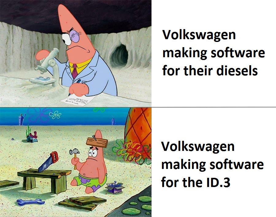 Volkswagen. Das Auto. - meme