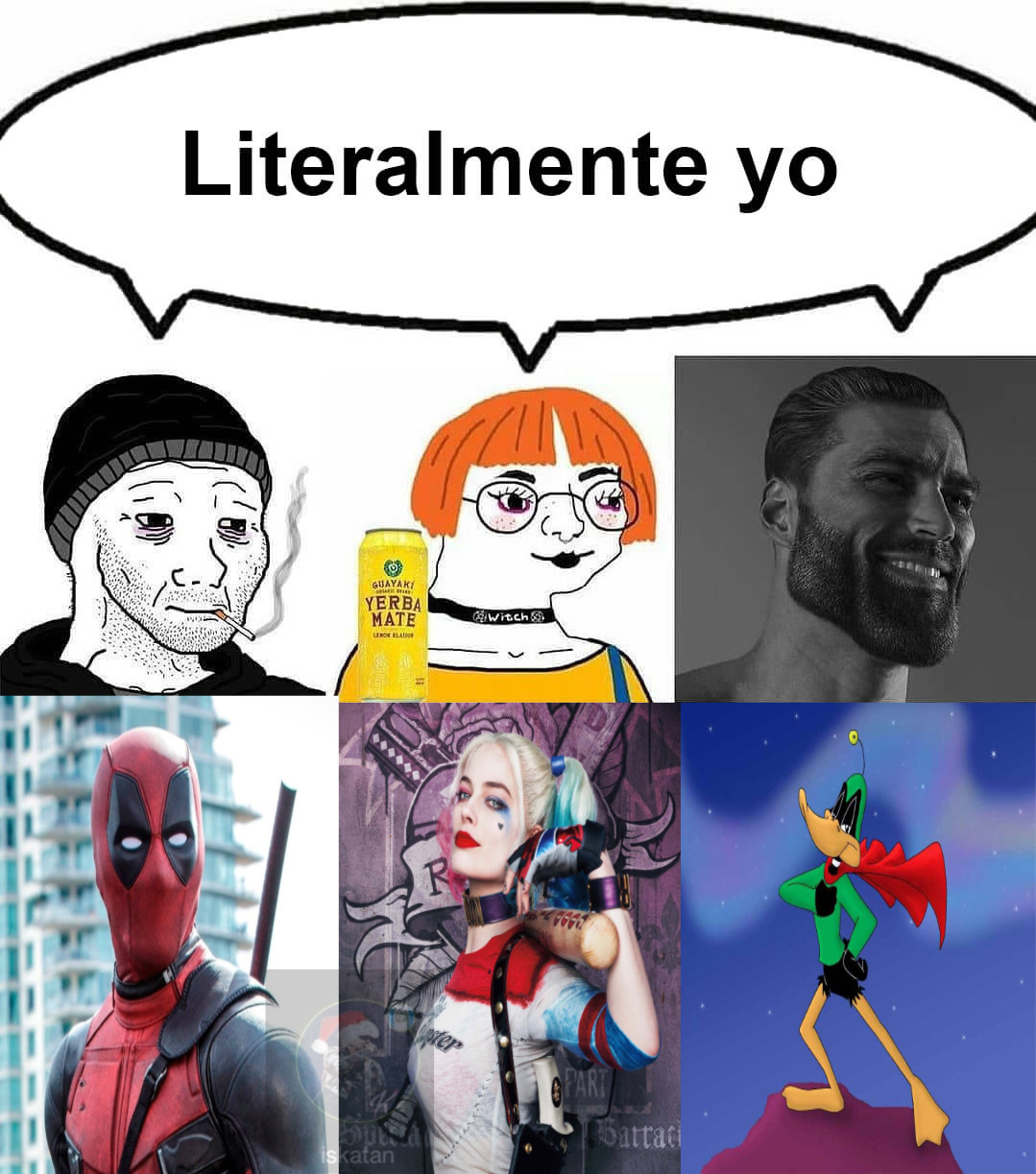 Duck Dogers VS Metroman VS THE ONE ABOVE ALL ¿Quien Gana? - meme