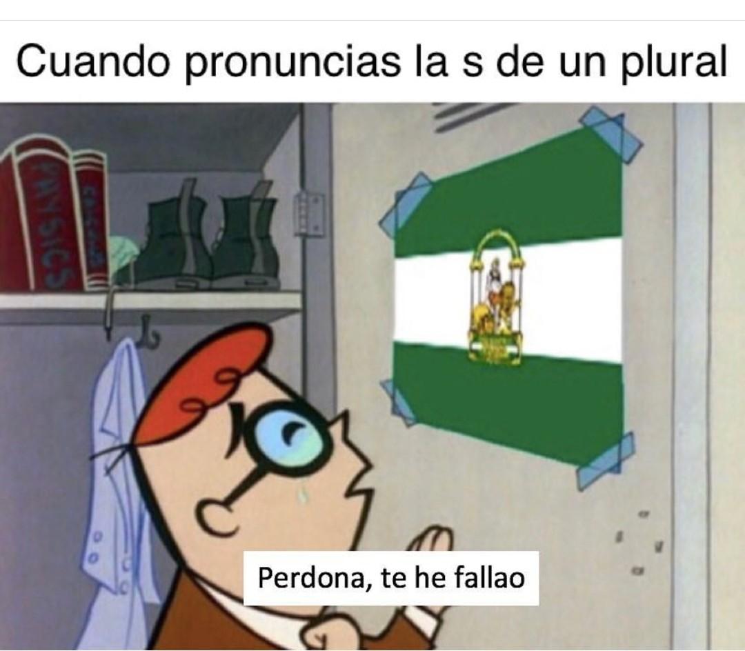 Viva andalucia - meme