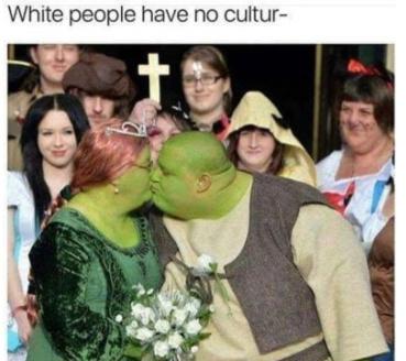 Shrek wedding - meme