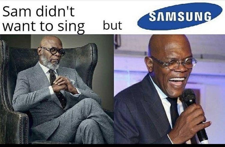 Samuel L Jackson shitpost - meme