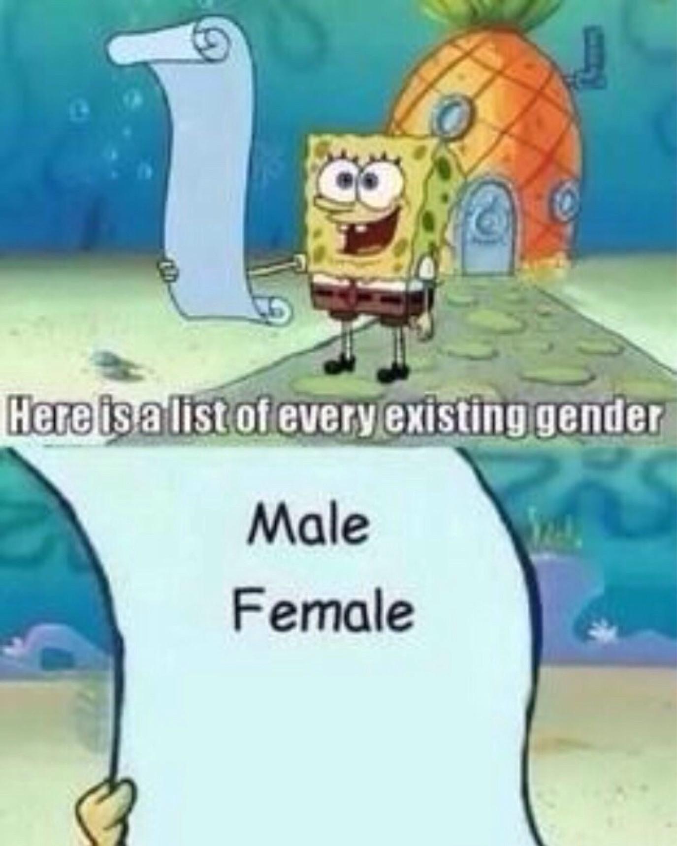 no trans - meme