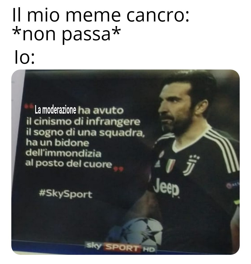 Sì - meme