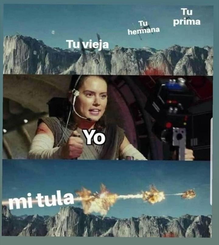Ah bueno - meme