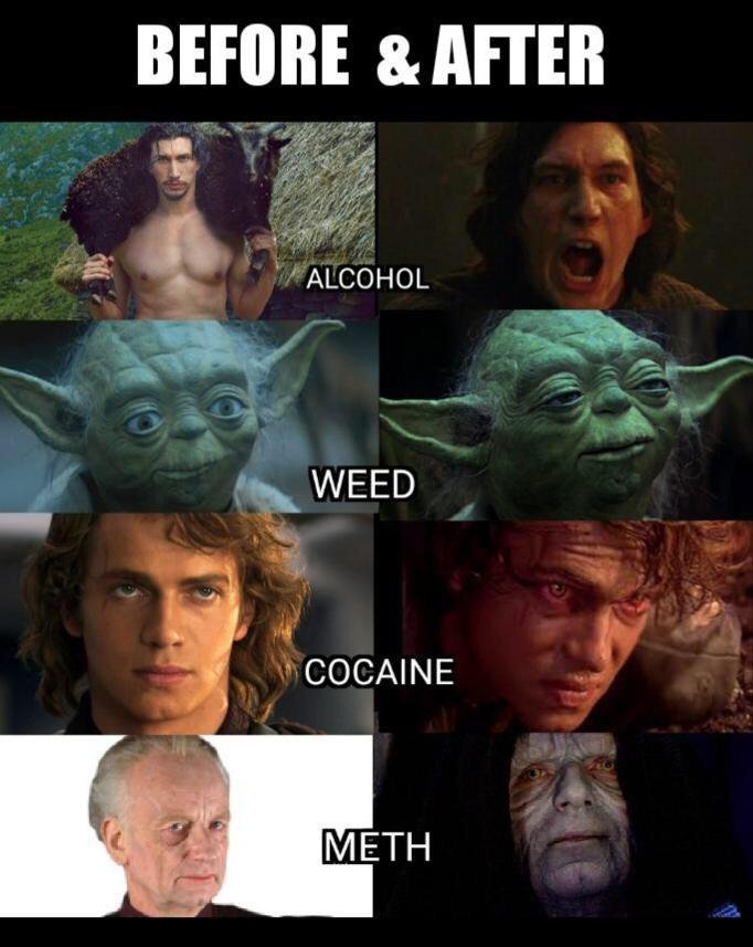 the many varieties - meme