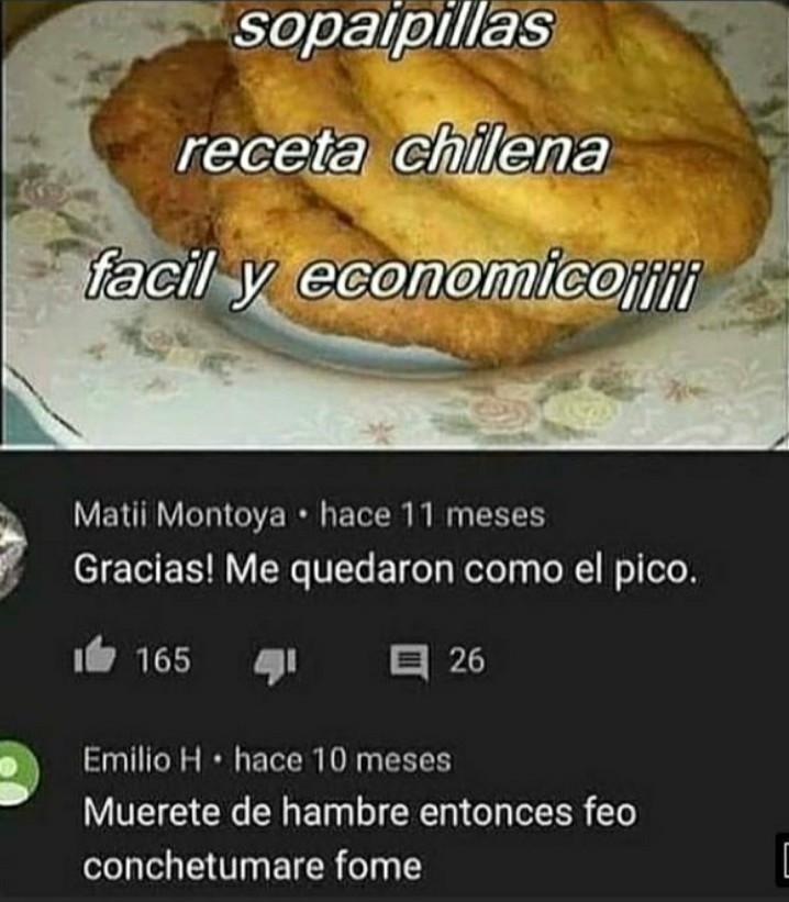 Feo Ctm - meme