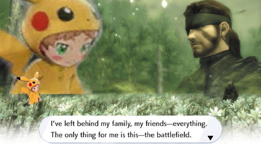 That's deep - meme