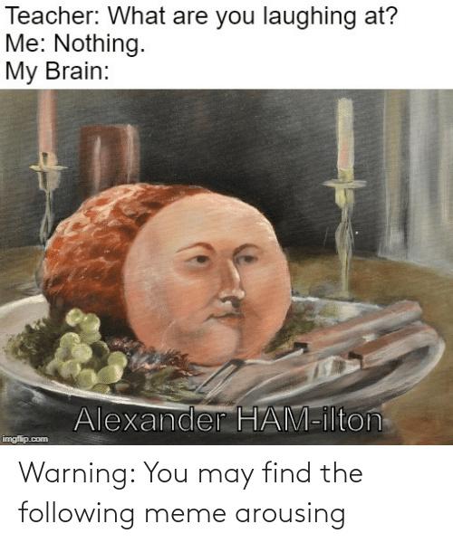 luv me some hamilton - meme