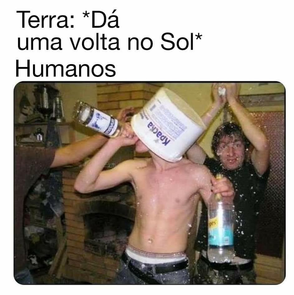 Humanos - meme
