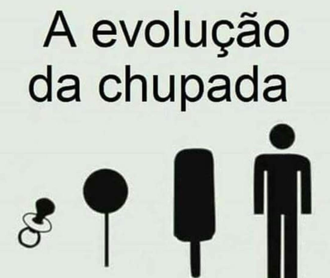 Evolucion de la chupada para las   Gatiñas DO Brasil - meme