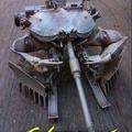 Este caranguejo se identifica como um tanque