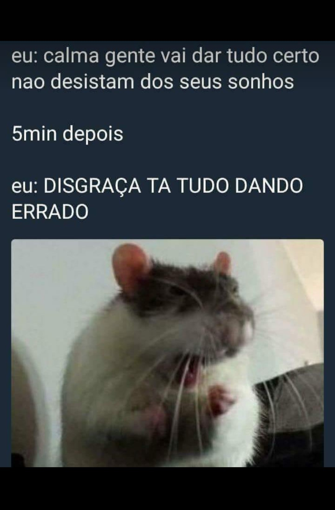 Descurso moticional top - meme