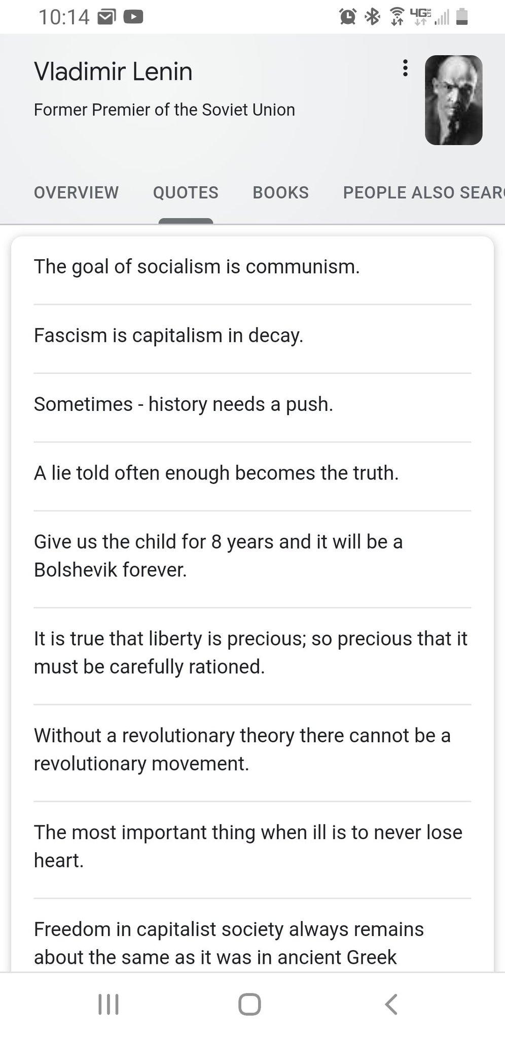 Lenin Quotes - meme