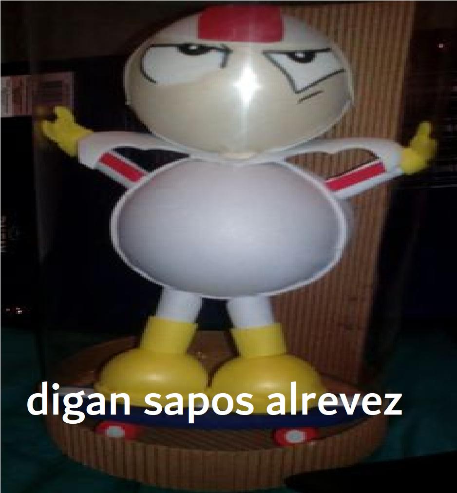 kick globo - meme