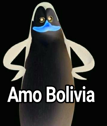 Amo Bolivia, he decaído... - meme
