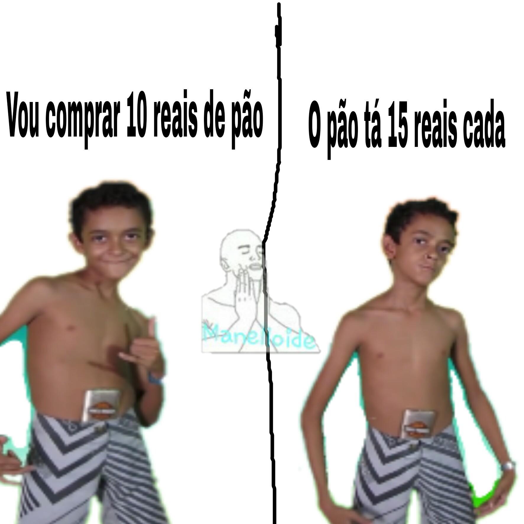 TA PORRA - meme