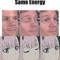 """""""Mesma Energia"""""""