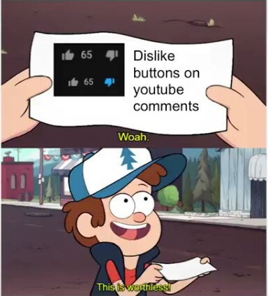 Let's see who can get the most dislikes in the chat - meme