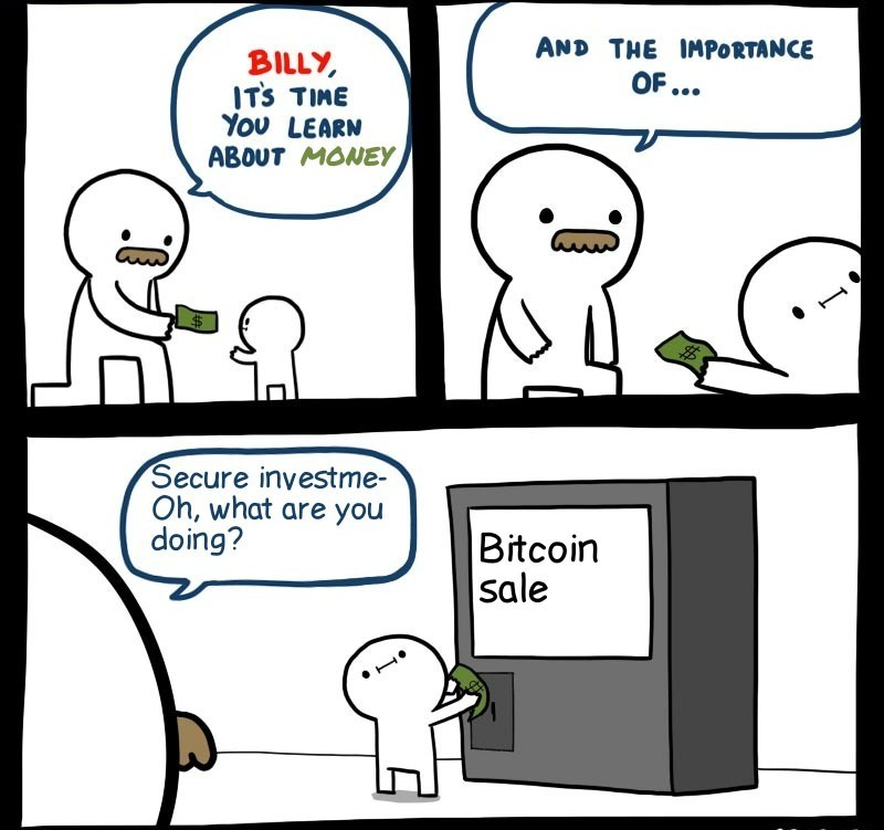 Internet money - meme