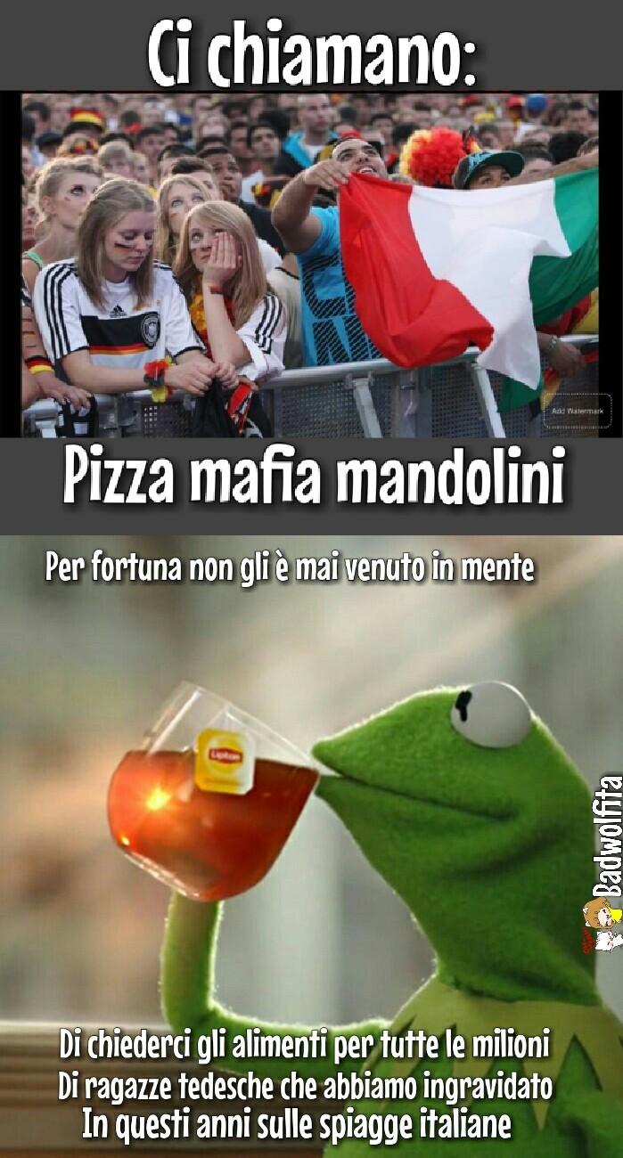 Tifo monello - meme