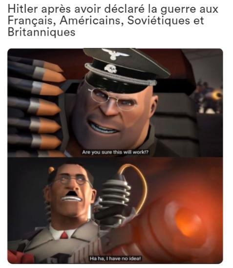 Sacré Guerre - meme