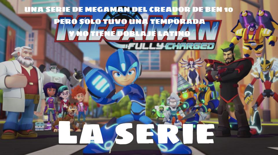 Si no te funciona megaman quédate con Ben 10 - jefe de cartoon Network - meme