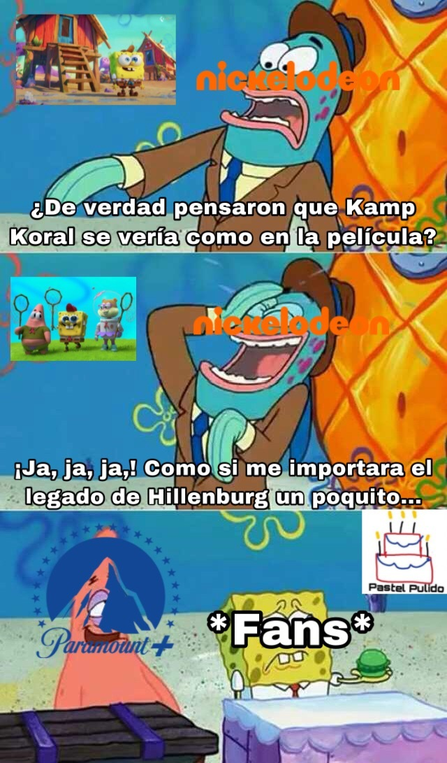 He visto animaciones 3D latinas mejores que esta... cosa - meme
