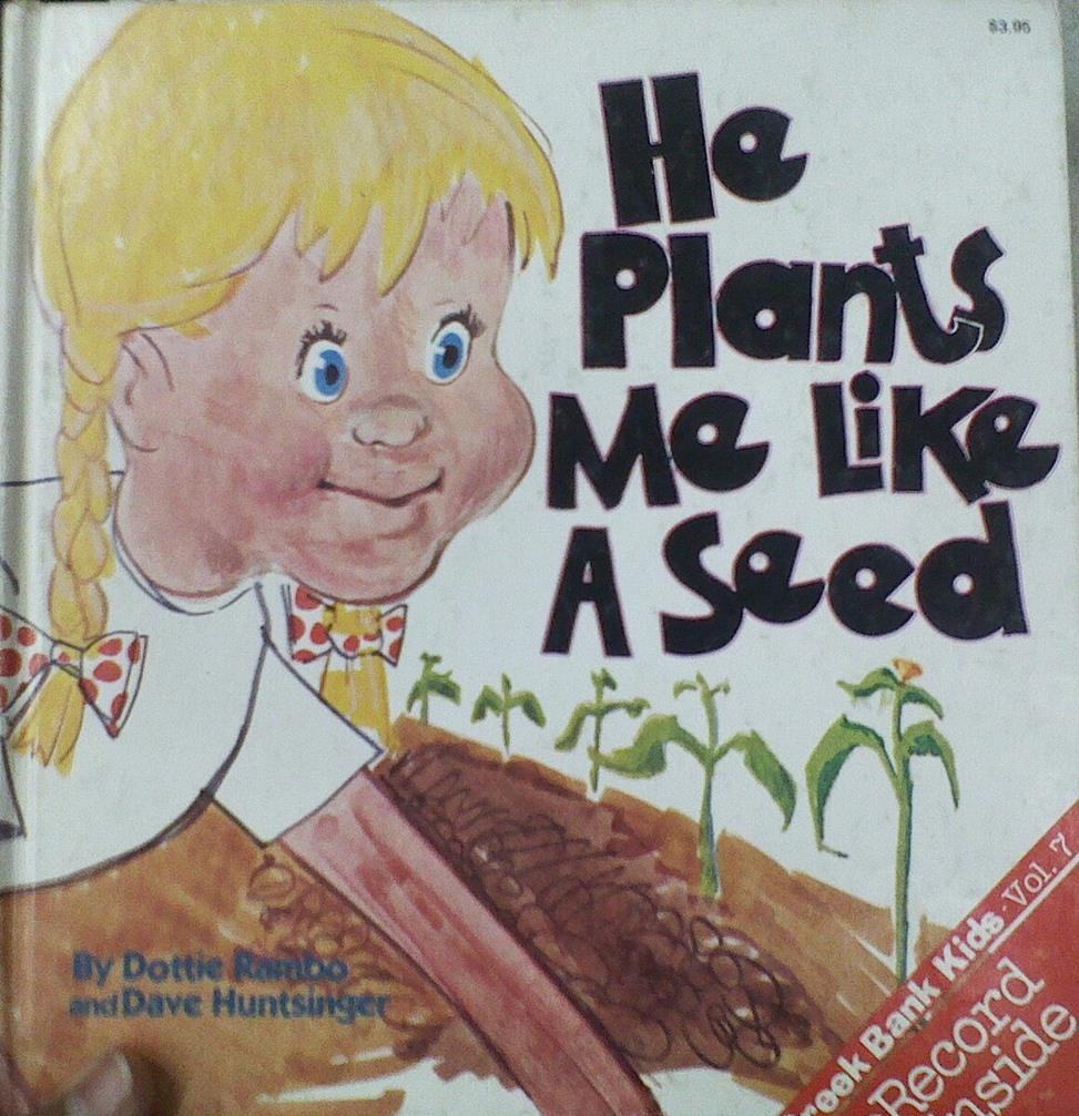 Plant me, daddy - meme