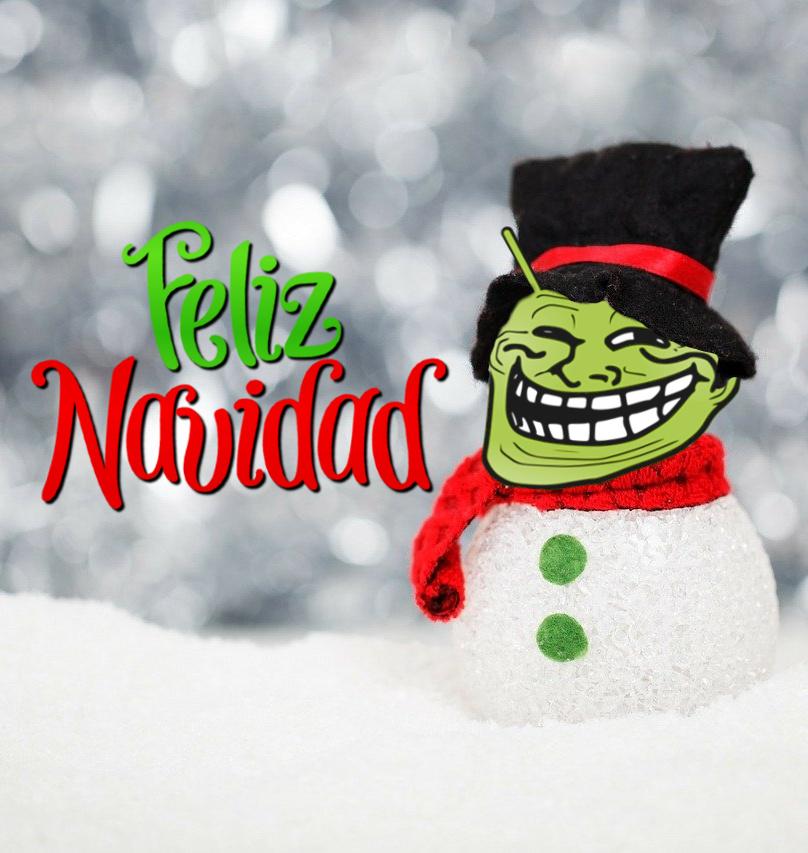 ¡Feliz Navidad Memedroiders!