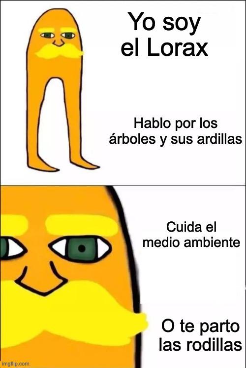 El Loracs - meme