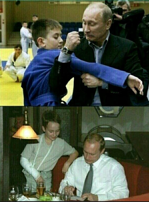 Poutine power! - meme