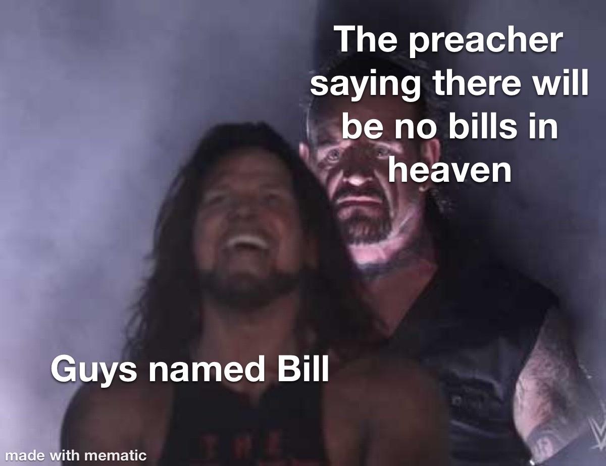 bills - meme