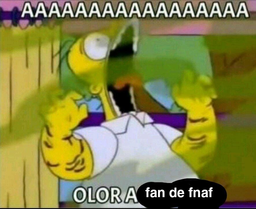 Fnaf=mierda - meme