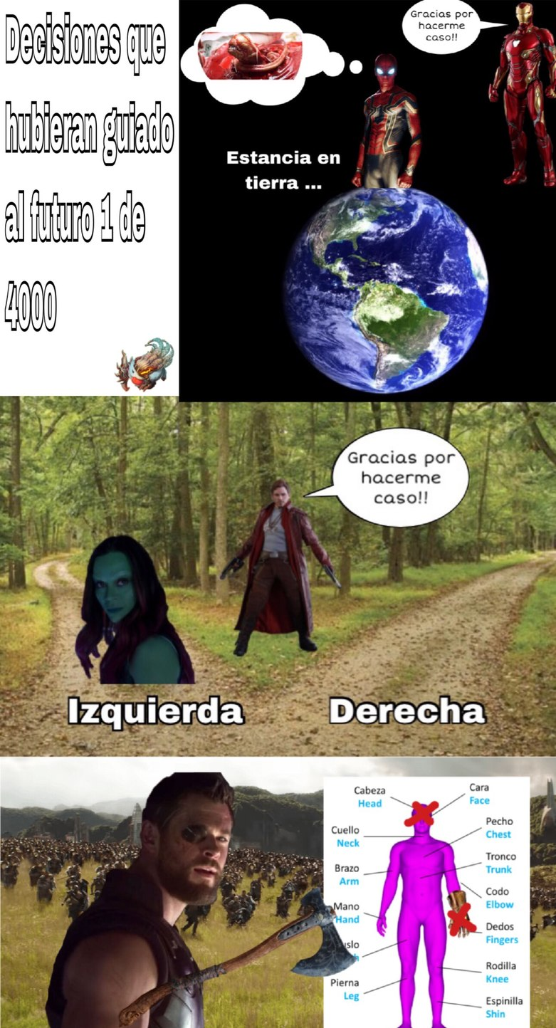 COMO SI NUNCA HUBIERAN VISTO UNA NAVE ESPACIAS!! - meme