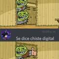 chiste digital