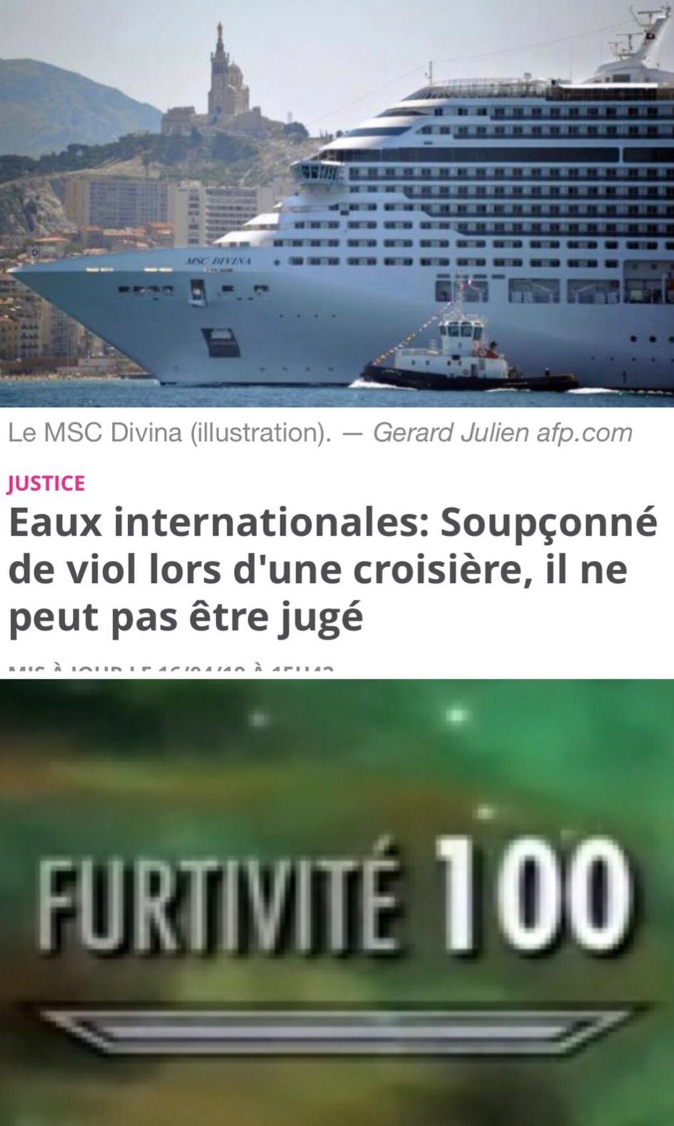 FURTIF - meme