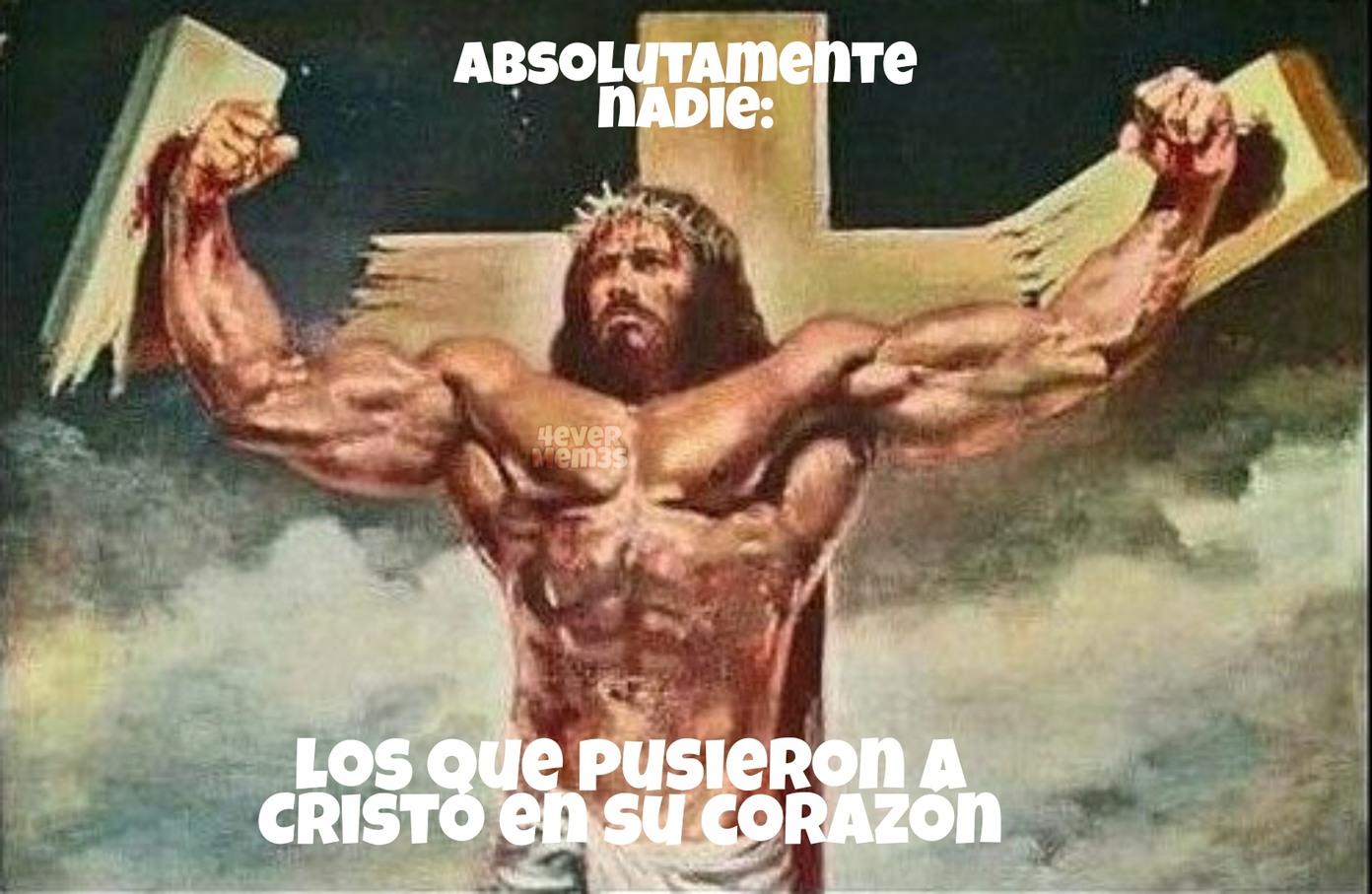 Cristo - meme