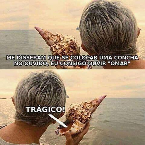Trágico - meme