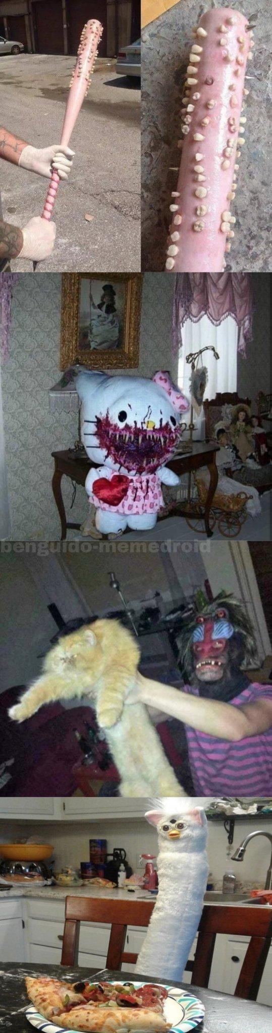 Unas cursed images porke si - meme