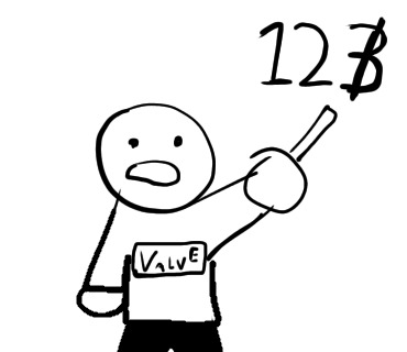 VALVe be like: - meme